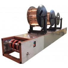 Half Round Gutter Machines