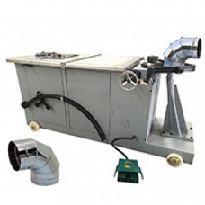 HVAC gorelocker Elbow making machine