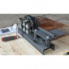 Manual lockformer